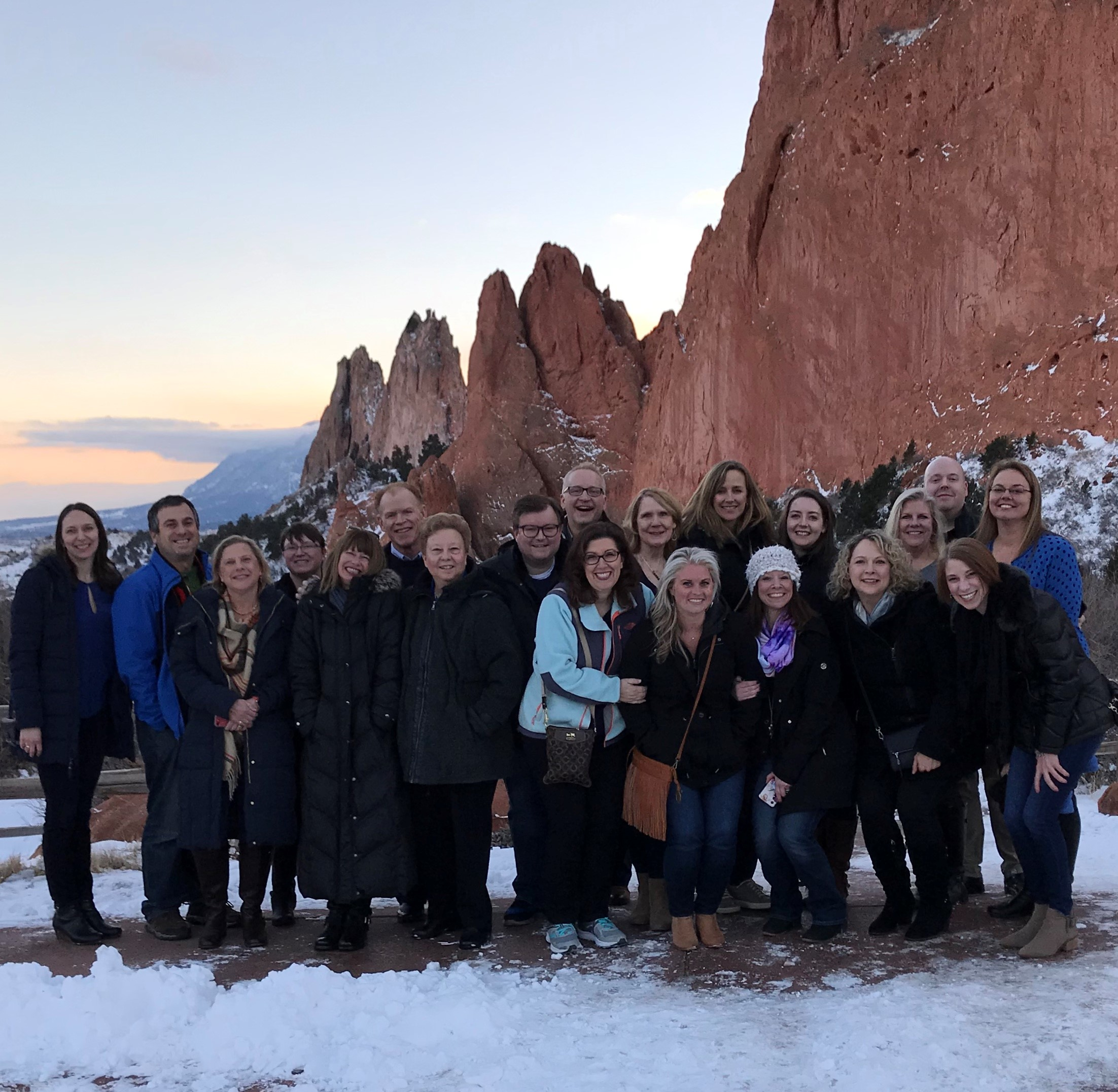 Garden of the Gods 2019